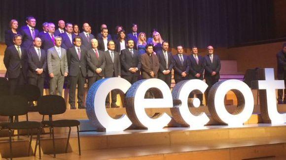 Moventia, Premi Egarsat Prevenció en la Nit de l'Empresari de la Cecot