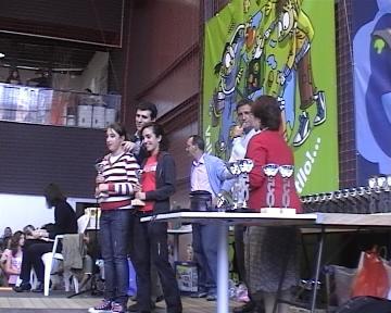 El lliurament de 197 premis tanca la 50a edició de la Marxa Infantil