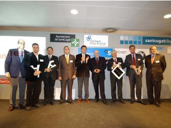 Un total e 22 empreses s'han presentat a la primera edició d'aquests guardons