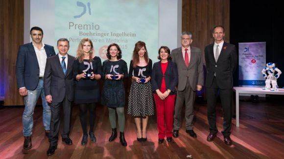 Ja es coneixen els guanyadors dels 28ns Premis Boehringer Ingelheim