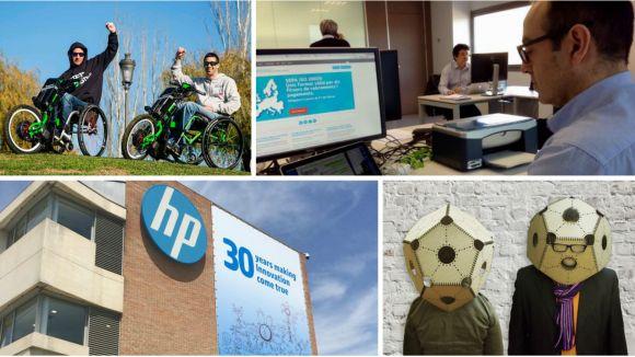 Batec Mobility, Invinet Sistemes, HP i Appart810, premiades