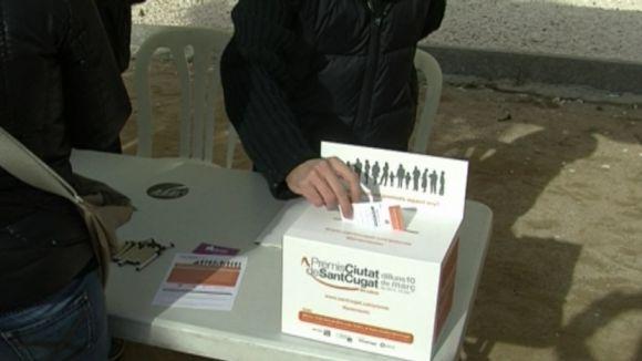 Arrenquen les votacions per als Premis Ciutat de Sant Cugat
