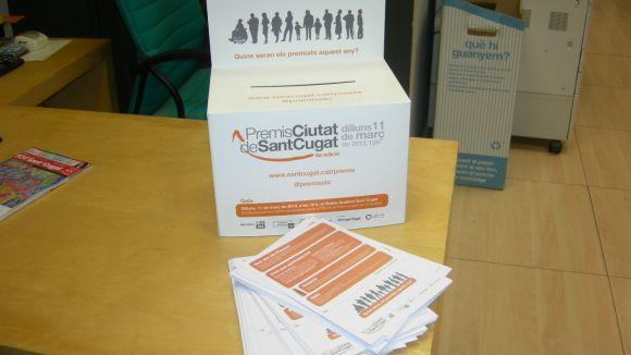 Vine a Cugat.cat a votar el teu candidat als Premis Ciutat de Sant Cugat