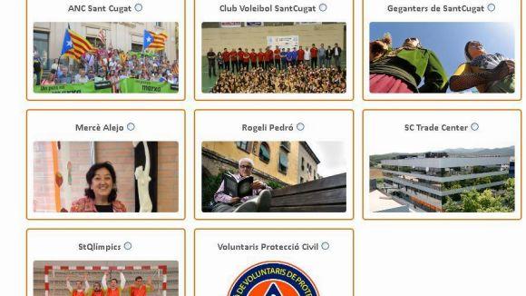 S'amplien fins a vuit les candidatures als Premis Ciutat de Sant Cugat
