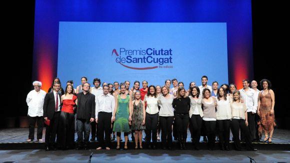 Cugat.cat ofereix íntegra la cerimònia dels Premis Ciutat de Sant Cugat