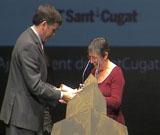 L'escola Joan Maragall s'emporta el premi extraordinari dels Premis Ciutat de Sant Cugat