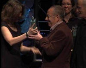 Els Premis reconeixen l'esforç de Castellví i Roca en la recuperació del Pi Bessó