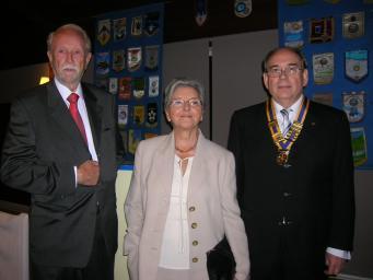 Maria Antònia Gili Marquès i els Amics de la Unesco, distingits pel Rotary Club