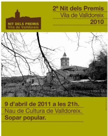 La 2a Nit dels Premis Vila de Valldoreix se celebrarà a l'abril