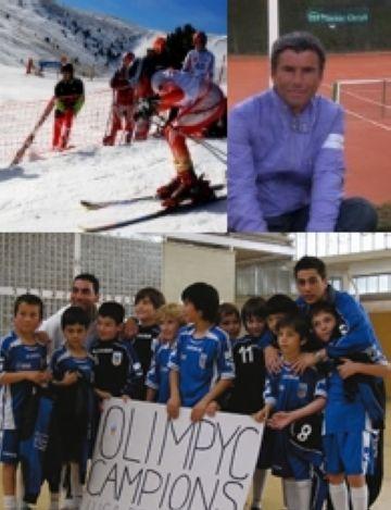 L'esport local, finalista als Premis Ciutat de Sant Cugat de la mà d'Albert Meca, Anna Cohí i l'Olímpyc Floresta