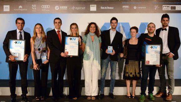 Quatre guardons locals als Premis Cambra de la 'recuperació econòmica'