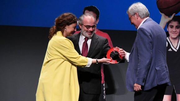 El centenari del Junior, premiat a Tota una Trajectòria a la 21a Nit de l'Esport