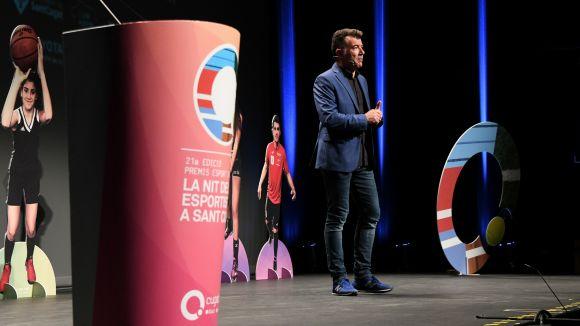 El Teatre-Auditori, ple de gom a gom per gaudir dels Premis Esport en Marxa: reviu la gala sencera
