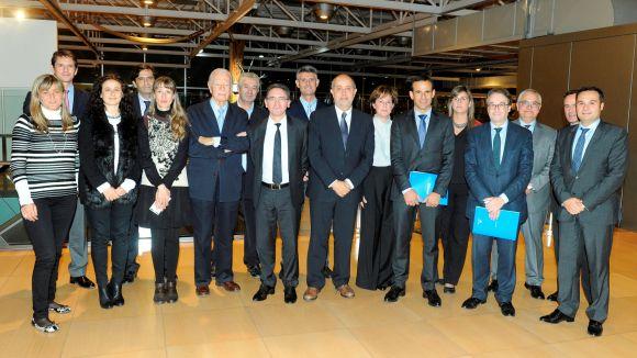 Eroski Sant Cugat rep un premi Incorpora de l'Obra Social 'La Caixa'