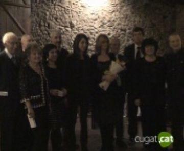 Joan Alós i Sandra Gusart guanyen el Premi Literari de Valldoreix 2008