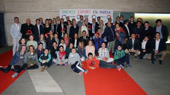 Els guanyadors dels Premis Esport en Marxa es coneixeran aquesta tarda al Teatre-Auditori
