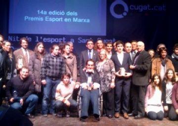 La 15a edició dels Premis Esport en Marxa, el 25 de novembre