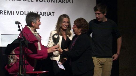 Sant Cugat acull l'entrega del 23è Premi del Voluntariat de Catalunya en la primera edició fora de Barcelona