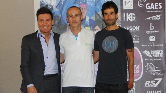 Corralero recorrerà 3.600 quilòmetres en dos mesos a favor de la Fundació Dr. Iván Mañero de Sant Cugat