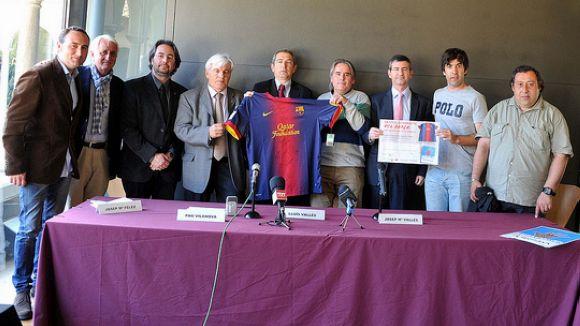40 anys del taller Jeroni de Moragas amb la complicitat de Sant Cugat