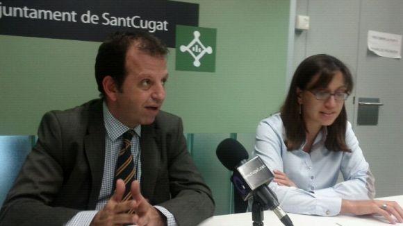 Sant Cugat bonificarà els nous negocis que contractin aturats de la ciutat