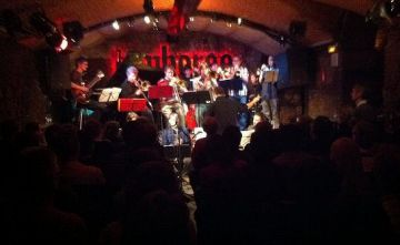 La David Mengual Free Spirits Big Band es fa lloc al panorama jazzístic amb 'Univers Evans'