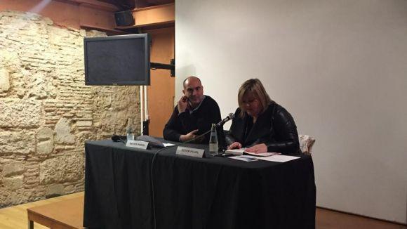 Xavier Bosch presenta 'Algú com tu' al Claustre del Monestir