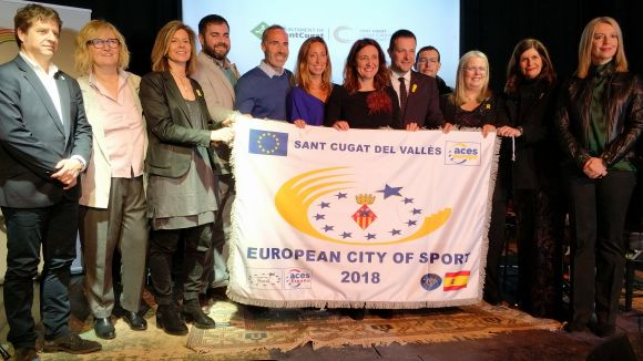 Sant Cugat, candidata a ser Millor Ciutat Europea de l'Esport de l'any