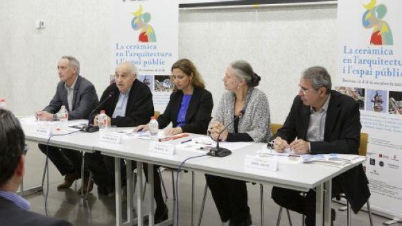 Una imatge de la presentació de la iniciativa / Foto: Museu del Disseny de Barcelona