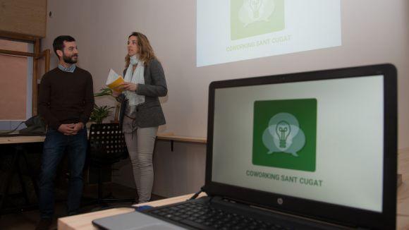Neix l'app Coworking Sant Cugat per crear una xarxa d'espais compartits a la ciutat