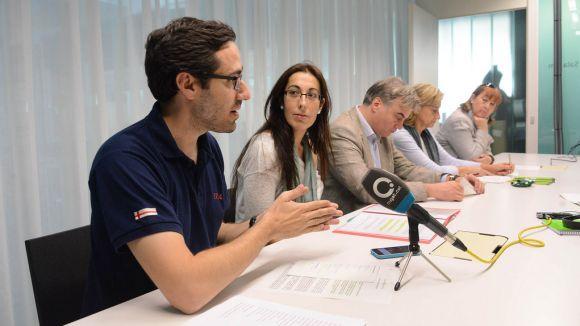 Sant Cugat unifica l'oferta pública d'ensenyament de català