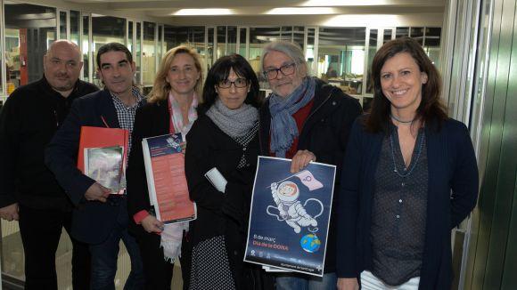 La conciliació laboral i familiar protagonitzarà el Dia de la Dona a Sant Cugat
