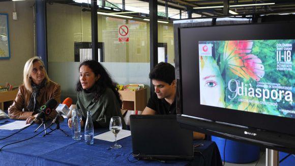 Les jornades Diàspora surten de Barcelona i arriben per primer cop a Sant Cugat