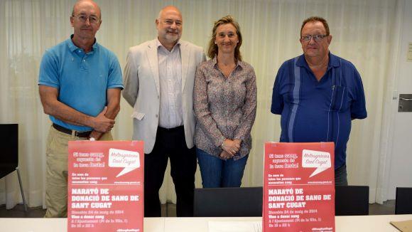 La 7a edició de la Marató de Sang arriba dissabte a Sant Cugat