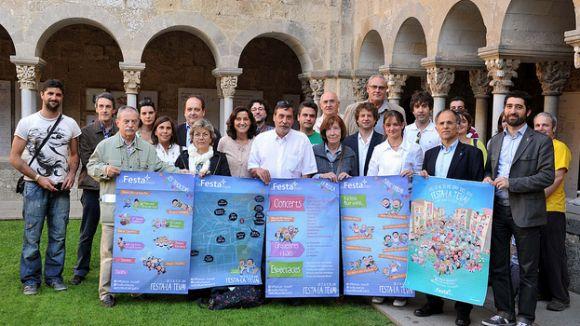 'Festa-la teva!': una Festa Major amb més activitats i menys pressupost