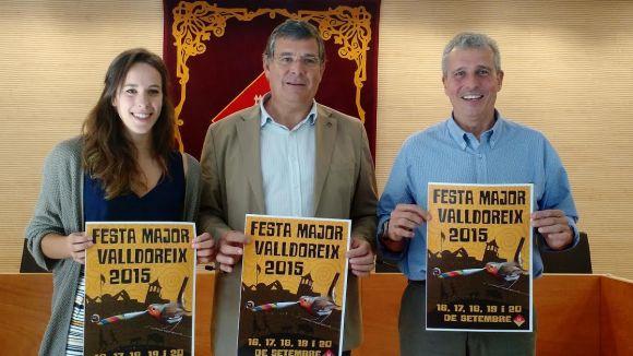 La Festa Major de Valldoreix s'allargarà durant cinc dies amb 70 activitats