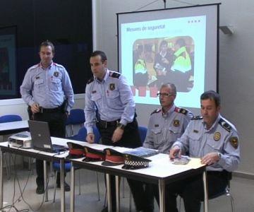 Policia Local i Mossos tornaran a intensificar la vigilància a zones comercials per festes de Nadal