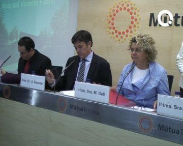 La primera pedra de l'hospital Vicente Ferrer es posarà a principis del 2011