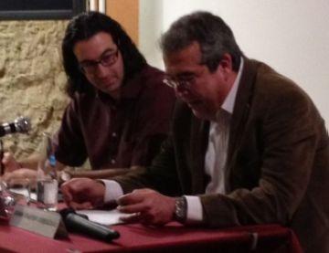 El periodista Joan Ramon Armadàs presenta en societat la seva primera novel·la
