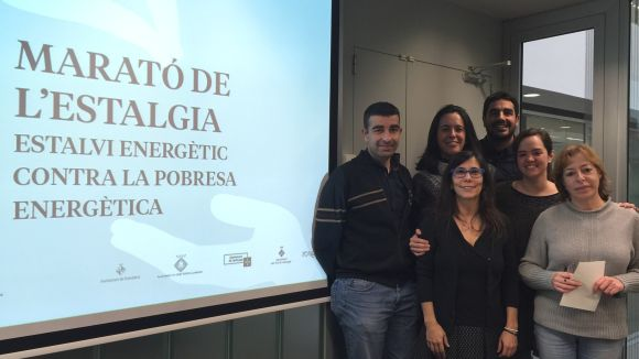 L'Ajuntament destinarà els 5.500 euros d'estalvi de la Marató de l'Estalgia a combatre la pobresa energètica