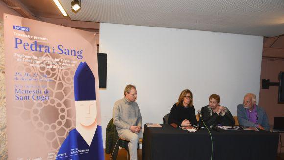 'Pedra i Sang' torna al Monestir per Nadal en la seva 16a edició