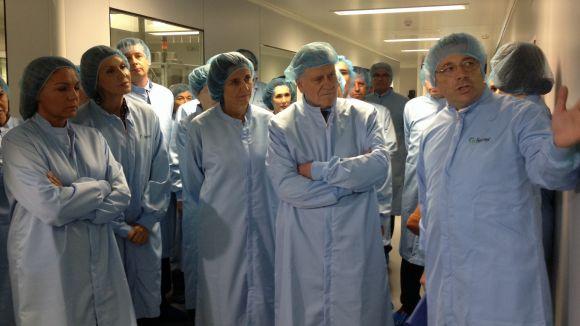 Ferrer produeix un tractament cardiovascular pioner a Sant Cugat