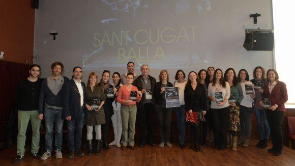 La 12a edició del Sant Cugat Balla arriba a la ciutat del 24 al 30 d'abril per popularitzar la dansa