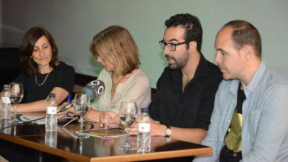 Presentació del festival al Cafè Auditori / Foto: Localpres