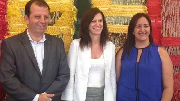 Sílvia Solanellas, nova directora de la Fundació Sant Cugat Actiu