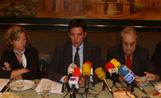L'alcalde Recoder ha presidit l'acte de presentació de la Nit de Santa Llúcia
