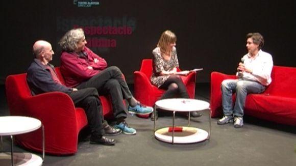 Un 'late-show' ofereix un tastet de la nova programació del Teatre-Auditori