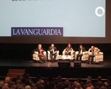 'La Vanguardia' en català es presenta a Sant Cugat com a mirall de la societat