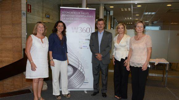 Sant Cugat acollirà el primer congrés de salut sobre la dona empresària