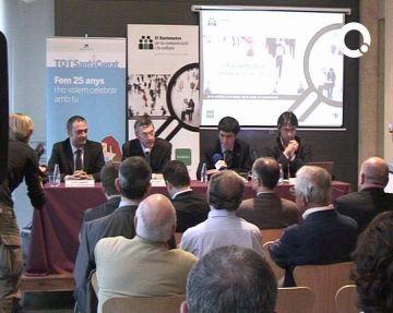 El Baròmetre de la Comunicació i la Cultura constata l'ús del castellà per sobre del català en el consum d'informació